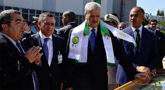 Sellal à Oran en pleine campagne électorale