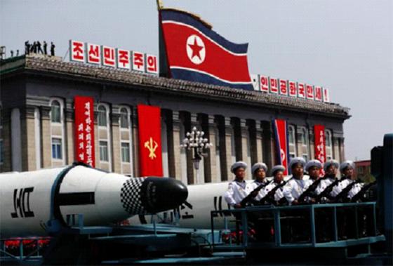 Le Pentagone abattrait les missiles testés par Pyongyang