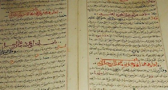 Projet «MANUMZAB-II» pour la sauvegarde des anciens manuscrits