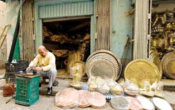 l'artisanat à Alger : L'appel de la Casbah