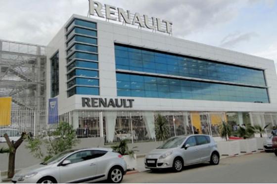 L'exportation des véhicules Renault Algérie est envisageable