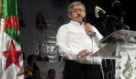 Ahmed Ouyahia à Tizi Ouzou : « La peine de mort pour les kidnappeurs ! »