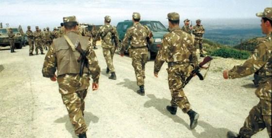 Batna : Quatre dangereux terroristes abattus et un lot d'armes récupéré