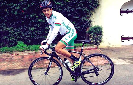 L'Algérien Islam Mansouri (Vélo Club Sovac) remporte le Tour