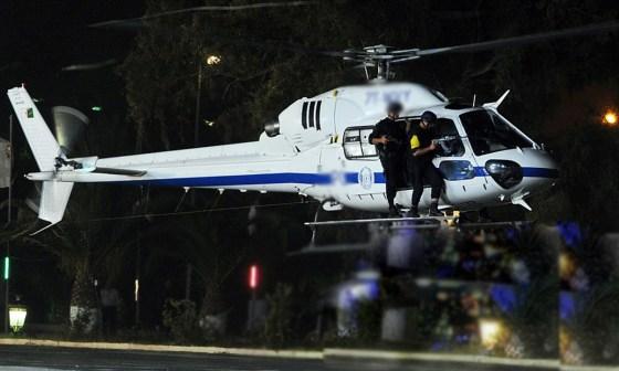 Des unités aériennes et 44 500 policiers déployés le jour du scrutin