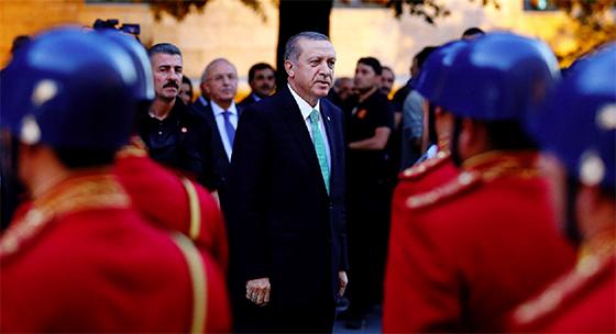 Pourquoi Erdogan est-il à nouveau en Russie?