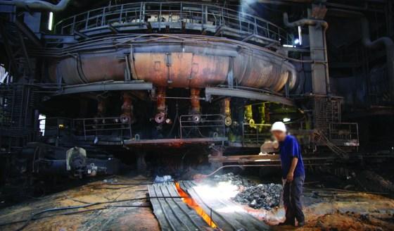 El-Hadjar : Le complexe sidérurgique a déjà produit 29 000 tonnes d'acier