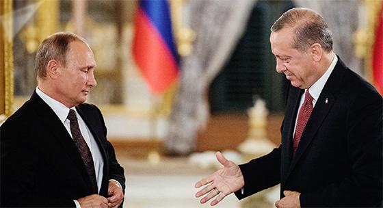 «Les relations russo-turques sont en train de se rétablir entièrement»