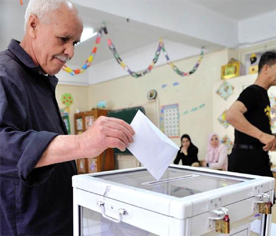 Dix partis se partagent les douze sièges de Constantine