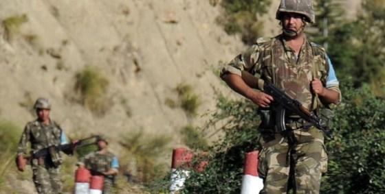 Un terroriste se rend à l'armée à Tamanrasset