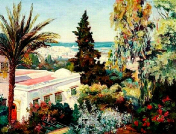 Floralies d'Oran et Jardin d'Alger