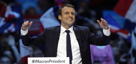 Macron est le nouveau président de la France
