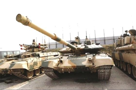 L'Algérie a su maintenir ses dépenses militaires en dépit de la crise