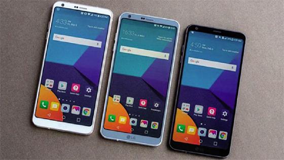 LG dévoile son nouveau Smartphone LG G6