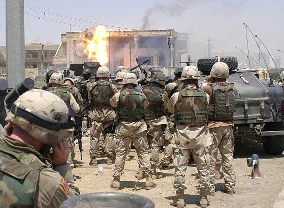 Vers une intervention militaire américaine en Libye
