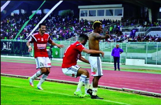 USMC Alger -Ahly Tripoli (3-0) : Soustara annonce la couleur