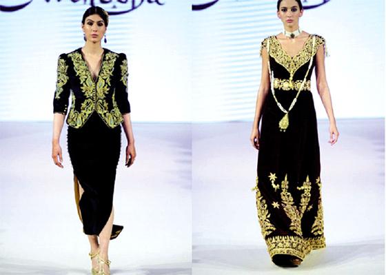 Populariser la grande mode avec un savoir-faire 100% algérien