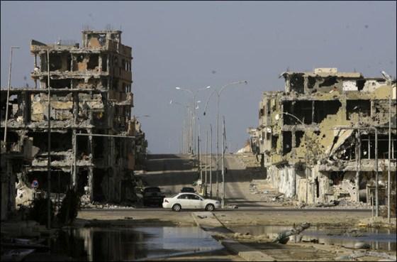 UN PARENT DE KADHAFI : «Les partisans de la Jamahiriya prêts à sauver la Libye»
