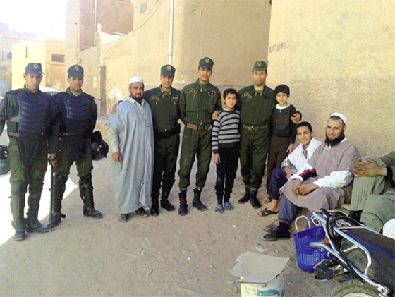 Ghardaïa : Servir inlassablement le citoyen