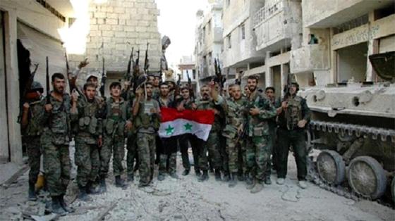 La ville de Homs définitivement libérée