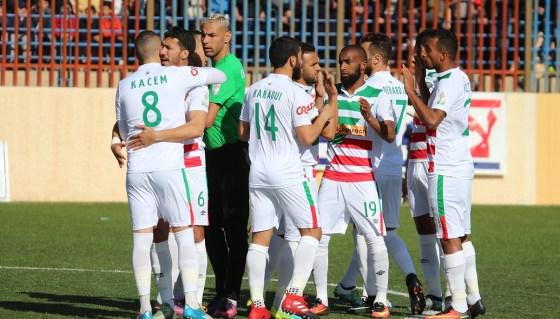 MC Alger – CS Sfaxien : Le fauteuil de leader en point de mire pour le Mouloudia