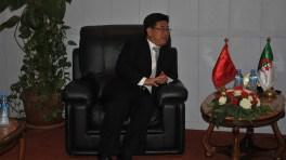 La Chine apprécie le rôle «stabilisateur» de l'Algérie dans la région