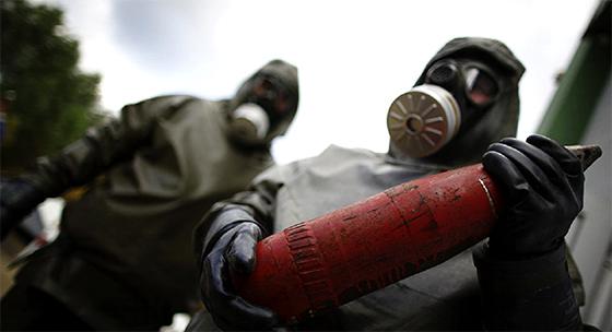 «Moscou sait qui possède des armes chimiques en Syrie»