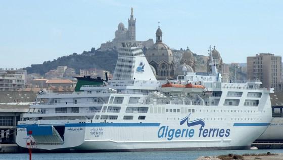 Le nombre de navires accueillis au port d'Alger en baisse de 8,4 % au 1er trimestre