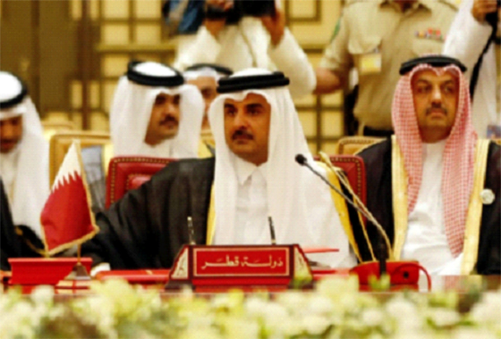Riyad et Abou Dhabi  mettent Doha au pilori