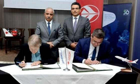 Accord Air Algérie-Amadeus pour un nouveau système de gestion des passagers