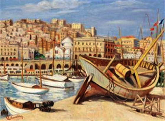 Un regard personnalisé sur Alger et la Casbah