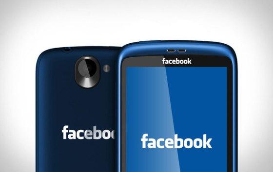 Le téléphone Facebook n'est pas une fiction