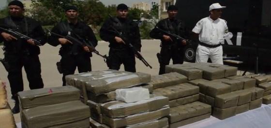 Deux narcotrafiquants marocains arrêtés à Naâma