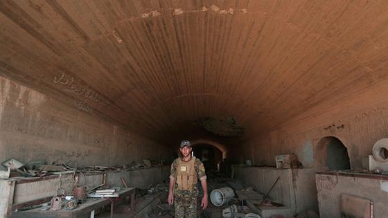 Le Pentagone a commencé à armer les kurdes de Syrie