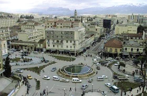 La ville de Tizi Ouzou est très sale et la campagne est pourrie