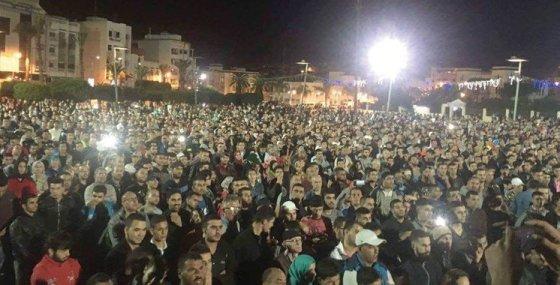 Al Hoceima : La répression policière s'étend aux femmes