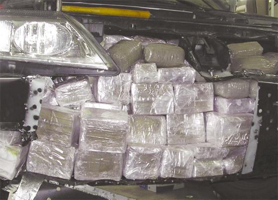 La drogue envahit l'Algérie à partir du Maroc
