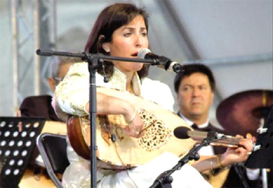 Récital de Beihidja Rahal : Présentation de son 26e album