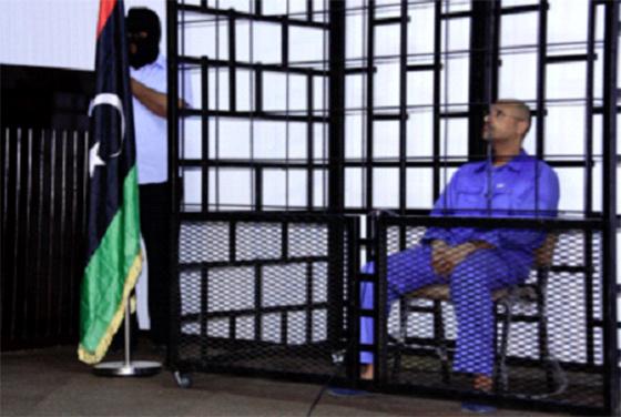 Libéré, le fils de Kadhafi s'apprête à lancer un message au monde et aux Libyens