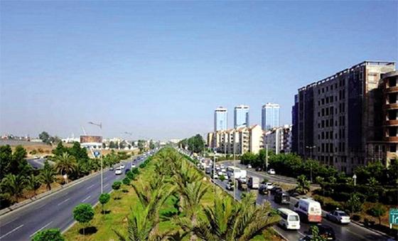 15 milliards DA pour le projet de régulation routière à Alger