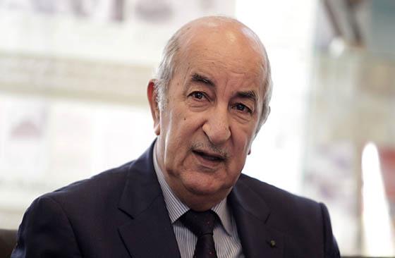 Tebboune reçoit le ministre iranien des Affaires étrangères