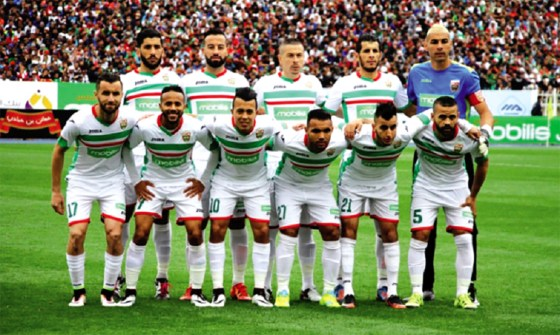 Le Mouloudia en position de force