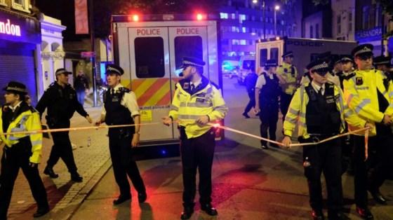 Un Algérien blessé dans l'attaque contre une mosquée à Londres