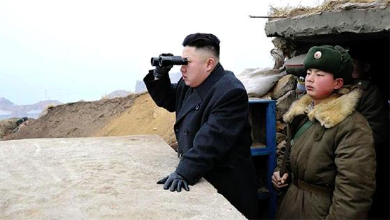 Kim Jong-un aurait vendu la mèche