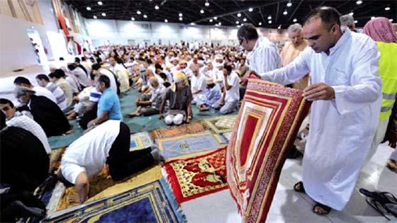 Le ramadhan et l'Aïd passés dans d'excellentes conditions