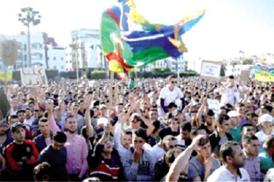 Répression féroce du Makhzen contre les manifestants