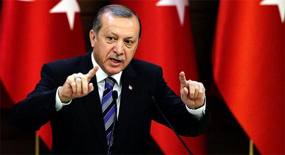 Erdogan prêt pour une nouvelle opération en Syrie