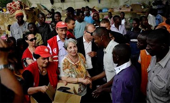 Benhabyles assure l'aide permanente de l'Algérie aux réfugiés africains