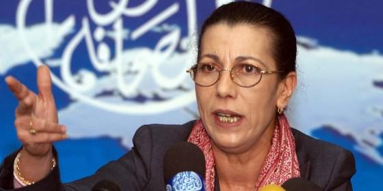 Louisa Hanoune appelle à accélérer sa mise en œuvre