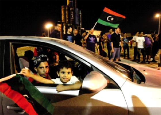 L'Algérie salue la libération de Benghazi